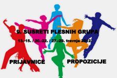 9-Susreti plesnih grupa