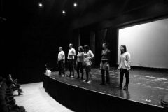 Upset -  teatar i stigme