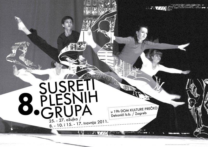 8. Susreti plesnih grupa