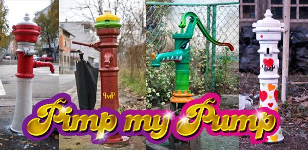 Izložba PIMP MY PUMP/ Železni franc