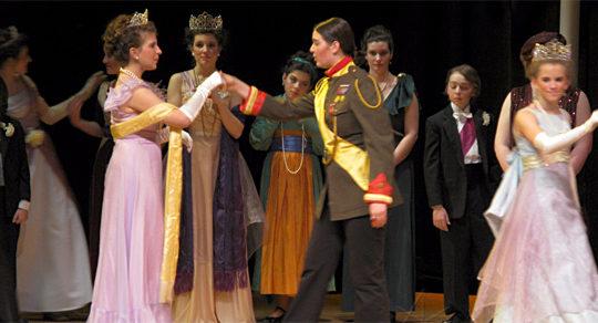 Nova plesna radionica povijesnih plesova