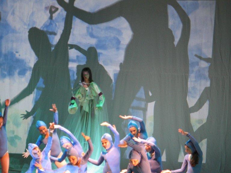 """NEDJELJNA MATINEJA: """"Regoč"""", plesna predstava za djecu"""