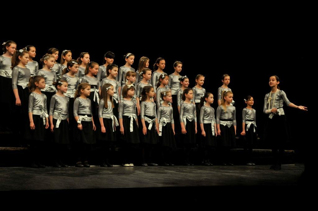 35. susreti ZG glazbenih amatera – 14. koncert – DJEČJI ZBOROVI I ZBOROVI MLADEŽI