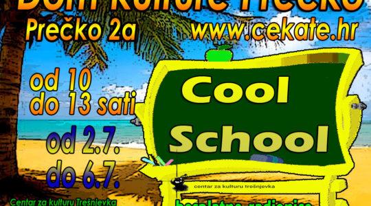 Cool School u Domu kulture Prečko
