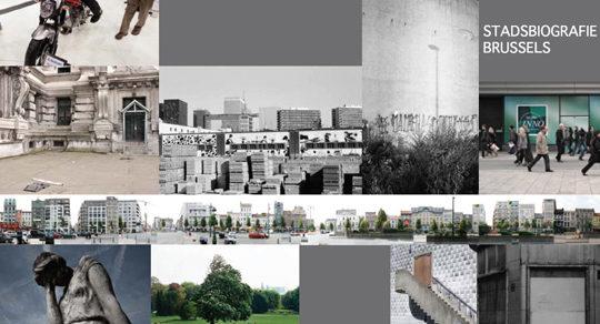STADSBIOGRAFIE /BIOGRAFIJA GRADA/ izložba fotografija Bruxellesa