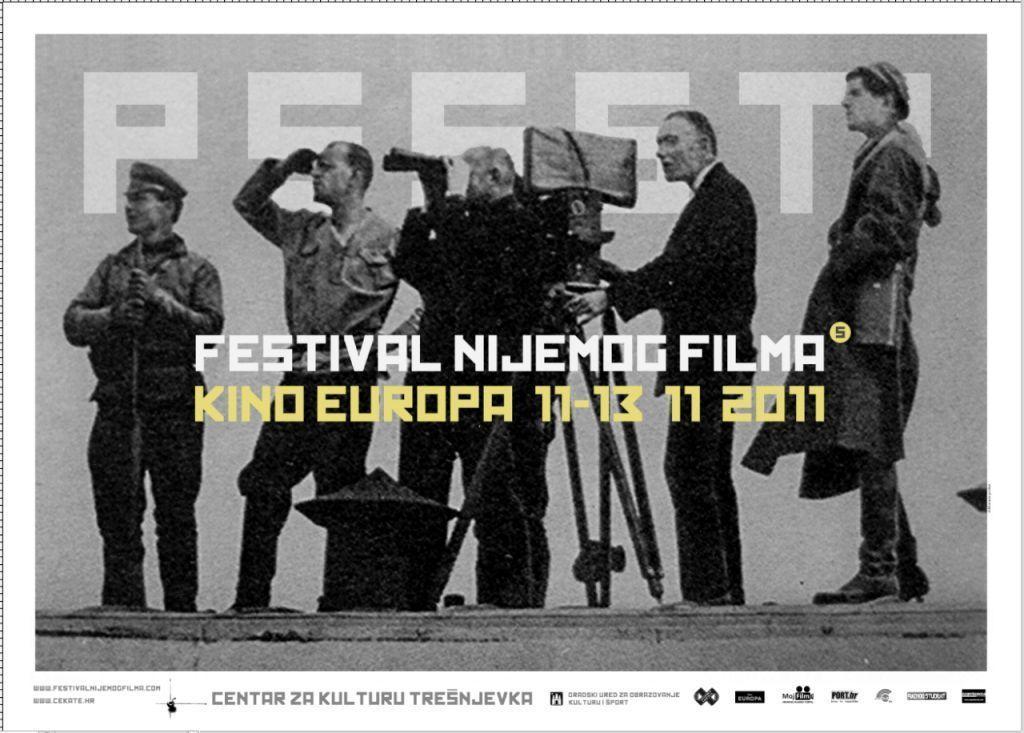 5. PSSST! Festival nijemog filma