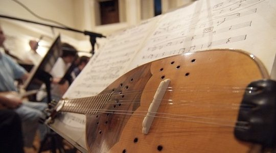 Koncert Tamburaškog orkestra HRT-a