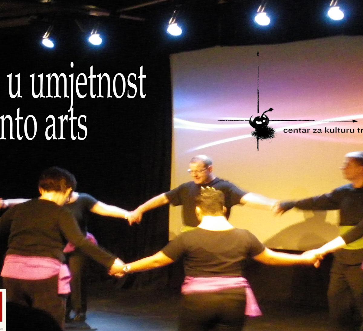 """""""Povedi nas u umjetnost"""" večer inkluzije"""
