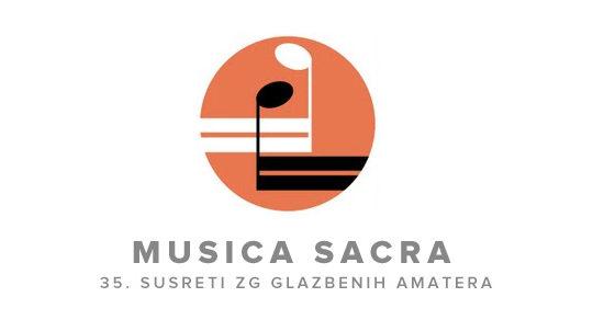 35. susreti ZG glazbenih amatera – 15. koncert – MUSICA SACRA