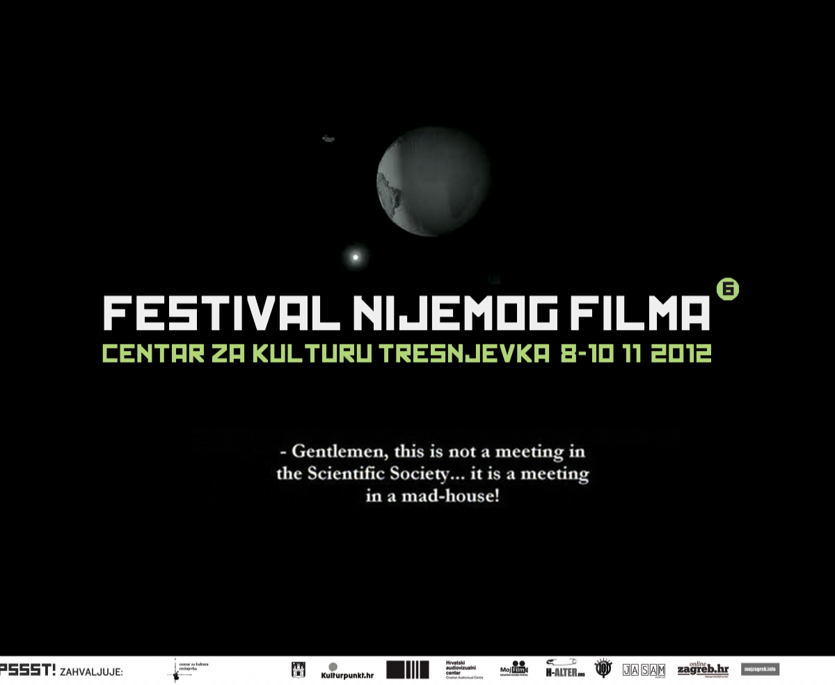 6. PSSST! Festival nijemog filma