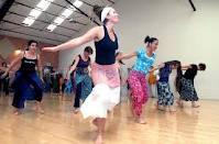 CeKaTe  Afro plesa za odrasle u Domu kulture Knežija