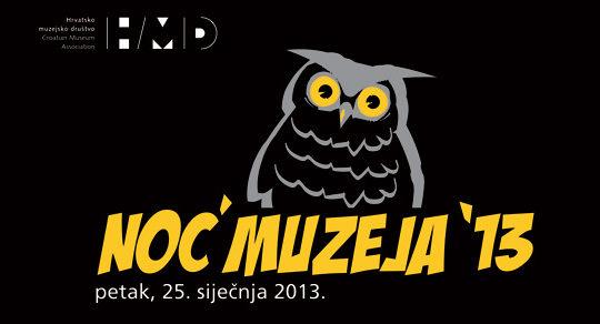 Noć muzeja / izložba i radionica monotipije Valentine Šuljić