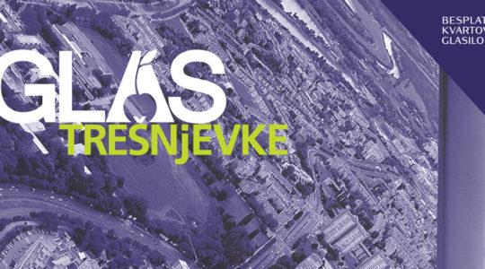 Izašao je novi broj GLASA TREŠNJEVKE!!!