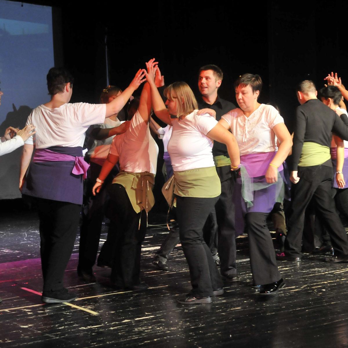 Festival GUIDE US INTO ARTS /23. – 25. 5. 2013./Trešnjevka Cultural Centre,Zagreb