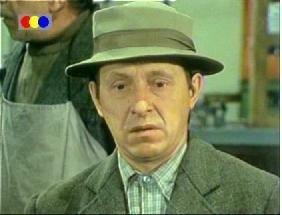"Martin Sagner u ulozi Dudeka u seriji ""Gruntovčani"""