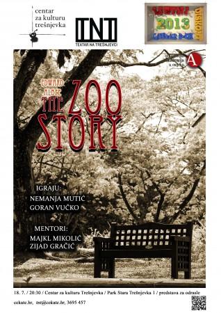 Zoološka priča, TNT/UAOS