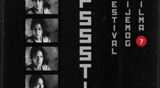 7. PSSST! Festival nijemog filma; 7. do 9.11.