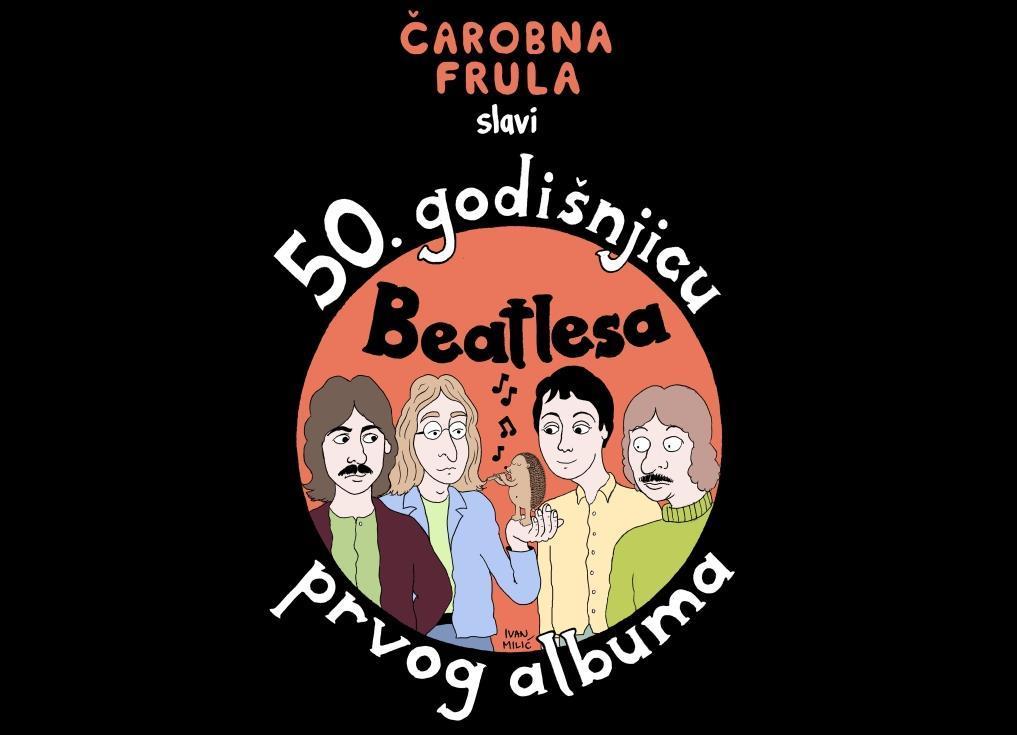 Čarobna frula izvodi Beatlese