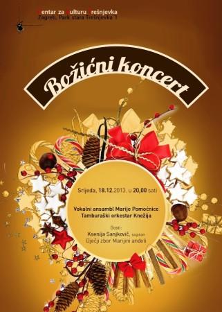 Bozicni koncert _ 18-12-2013 _ vizual web