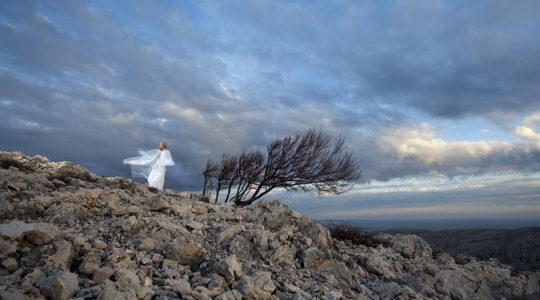 Krk-otok vila/ izložba fotografija Ive Lulić