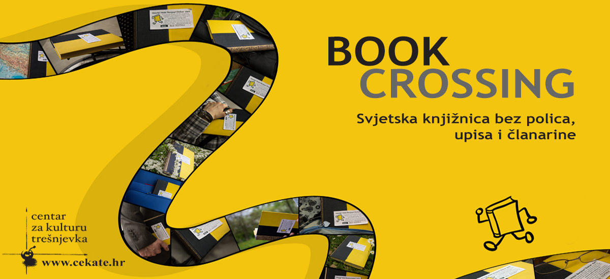 Ljetni diskont kulture: Book Crossing