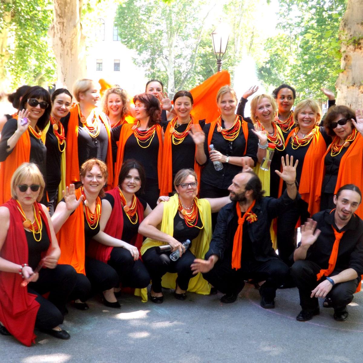 "Ljetni diskont kulture: Vitomir Ivanjek & Gospel zbor ""Sunce"""