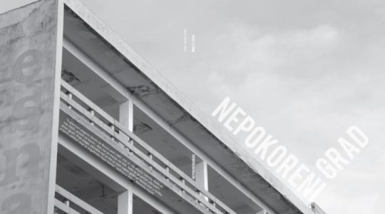 Promocija trećeg broja časopisa NEPOKORENI GRAD