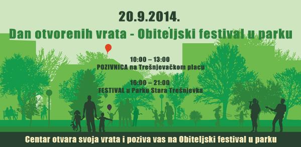Dan otvorenih vrata i Obiteljski festival u parku