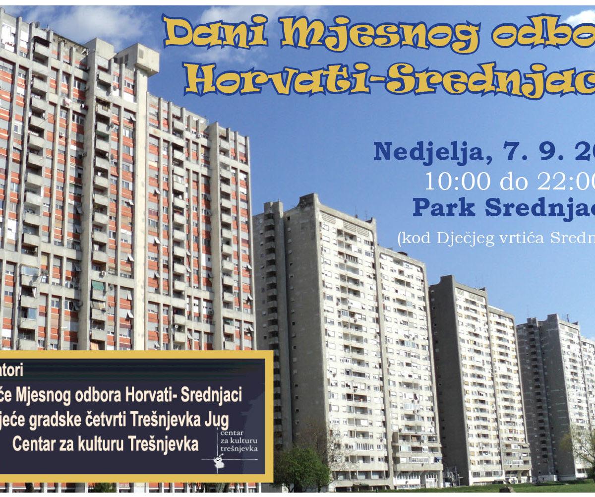 Dan Mjesnog odbora Horvati – Srednjaci