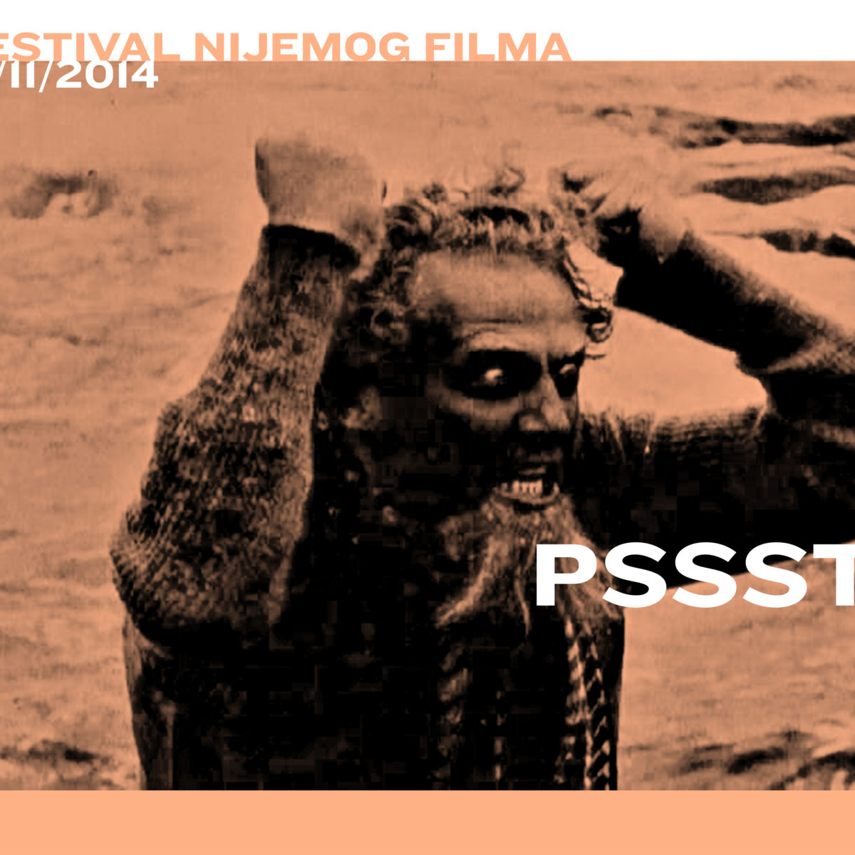 8. PSSST! Festival nijemog filma