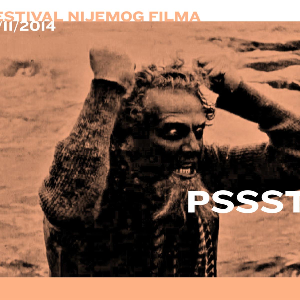 Odabrani filmovi natjecateljskog programa 8. PSSST! Festivala nijemog filma
