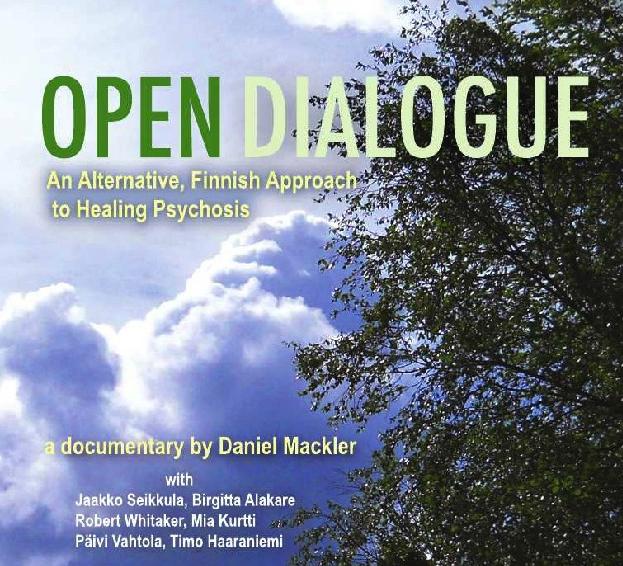 "CeKaTe vas poziva na film ""Otvoreni dijalog"" i razgovor s redateljem  filma psiho-terapeutom  Danielom Macklerom"
