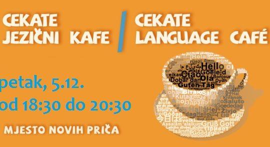 CeKaTe  LANGUAGE CAFÉ 05.12.