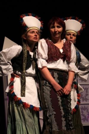 """""""Snježna kraljica"""", Kazališna družina Ivana Brlić Mažuranić"""