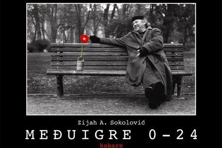 Zijah Sokolović gostuje u CeKaTe Teatru