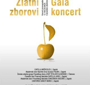 "Gala koncert ""Zlatni zborovi"" 25.1."