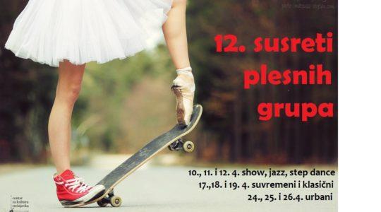 12. susreti plesnih grupa (prijave)
