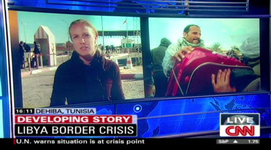 Rascjep društva: azil i medijske reprezentacije