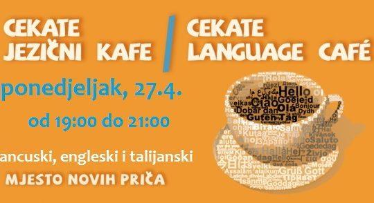 Cekate Jezični kafe /Cekate Language café