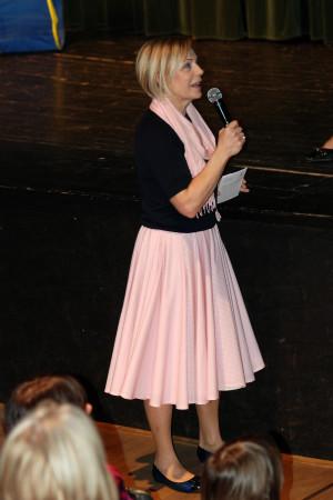 Jasna Doležal, voditeljica i suautorica programa Darujmo djeci kazalište