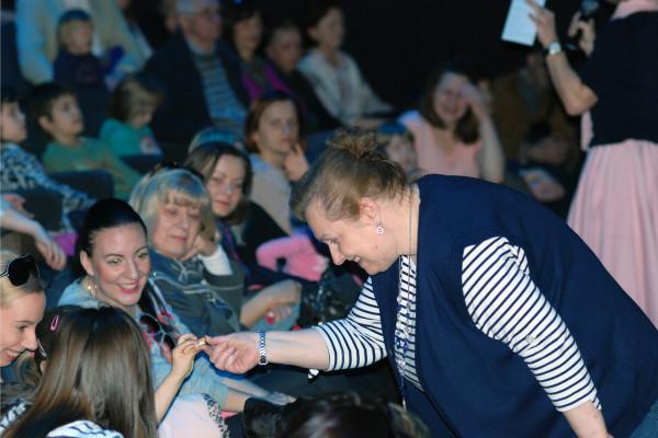 Vesna Hrvoj, suautorica programa Darujmo djeci kazalište