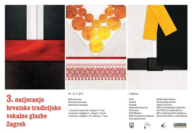 3. Natjecanje hrvatske tradicijske vokalne glazbe