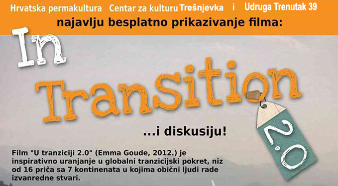 """Projekcija filma """"U tranziciji 2.0"""""""