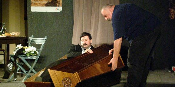 Cinco i Marinko, Danko Ljuština i Vedran Mlikota