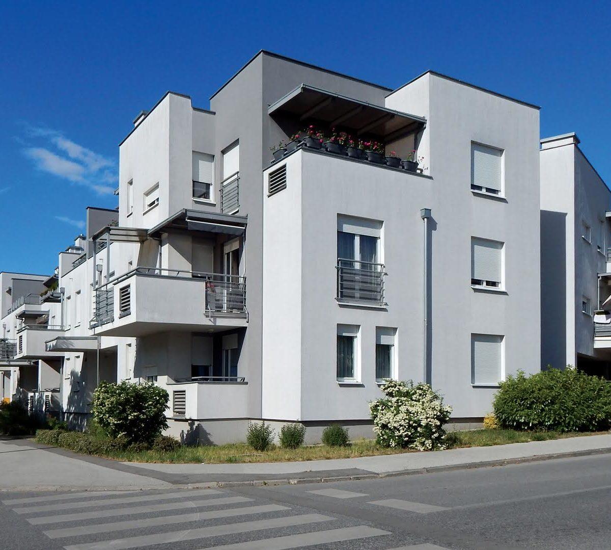 Arhitektura zagrebačkih četvrti: Trešnjevka/od postmodernizma do novog ornamentalizma