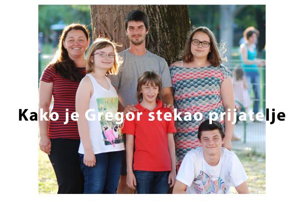 """""""Kako je Gregor stekao prijatelje"""", Dramski studio TNT 2015., voditelj Želimir Ciglar"""
