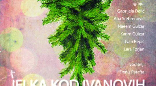 """Svijet (ni)je kazalište – završna produkcija:  """"Jelka kod Ivanovih"""" Aleksandra Vvedenskog"""