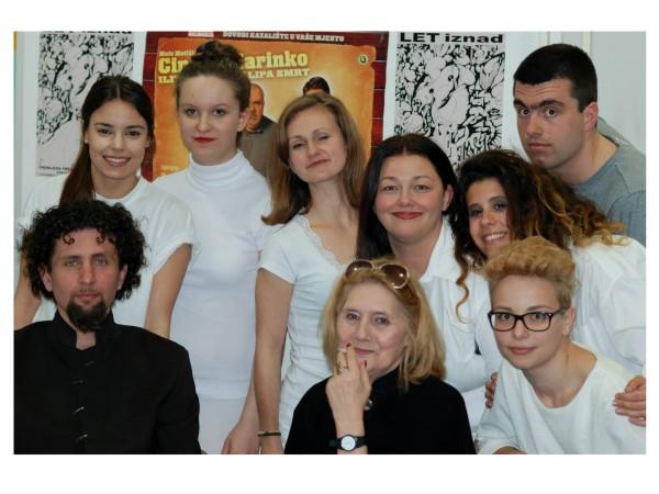 """""""Let iznad"""", Dramski studio TNT / odrasli"""