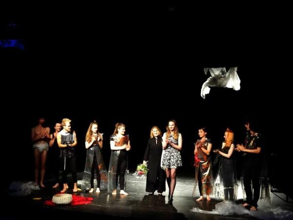 """""""Lov na muhe"""", Dramski studio TNT-a / studenti"""
