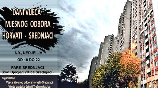 Dan Vijeća mjesnog odbora Horvati- Srednjaci